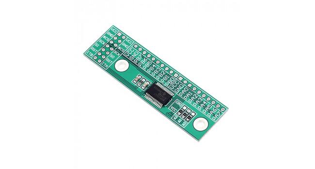 SPI MCP23S17 16 I/O Module