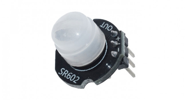 Mini Motion Sensor (PIR)