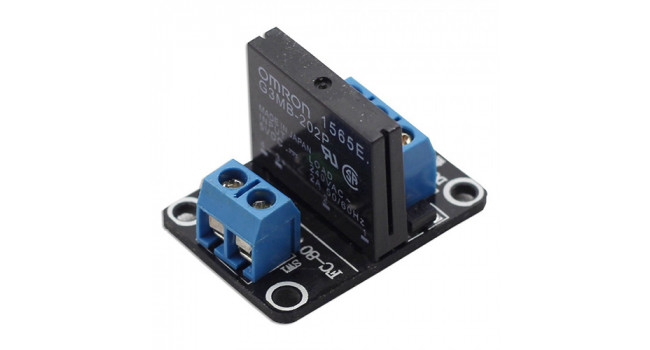Solid State Relay 2A - 1 Channel
