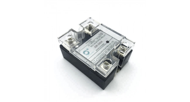 Solid State Relay (SSR) - Load 50A AC, Control 3-32V DC