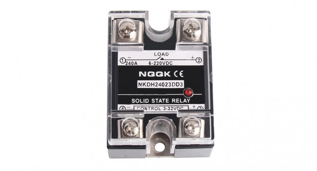 NKDH24023DD3 Solid State Relay 220V 240A DC-DC