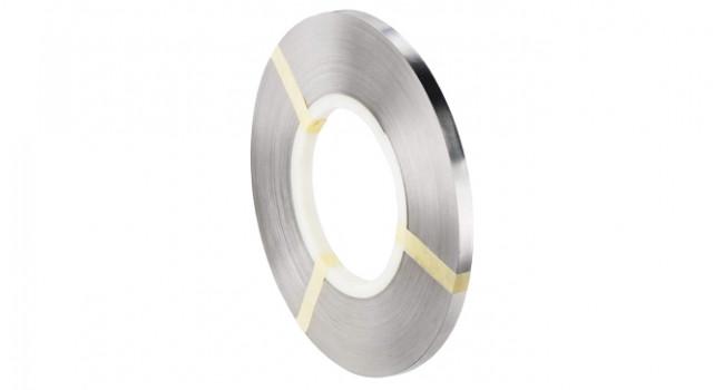 Nickel Strip Roll 4 x 0.1mm - 10m