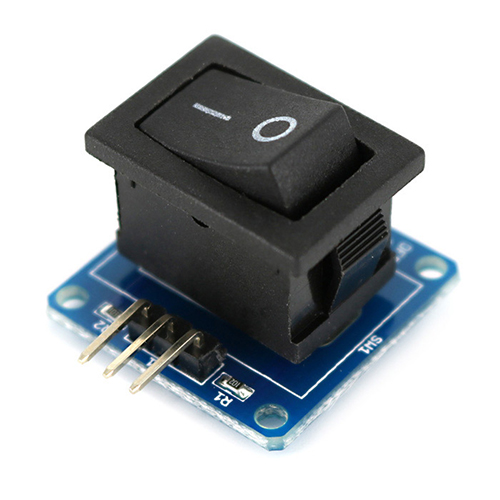 Rocker Switch Module Micro Robotics