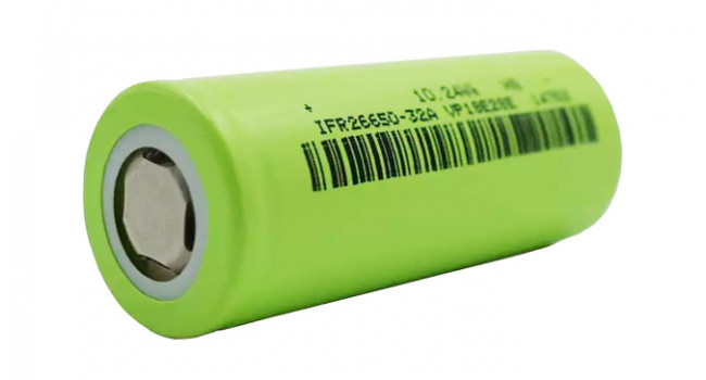 LiPo 26650 3.7V 5000mA Battery