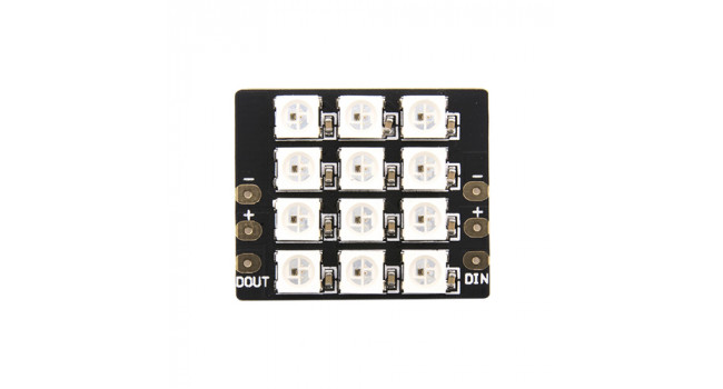 DIATONE 3X4 2812 LED Matrix 5V