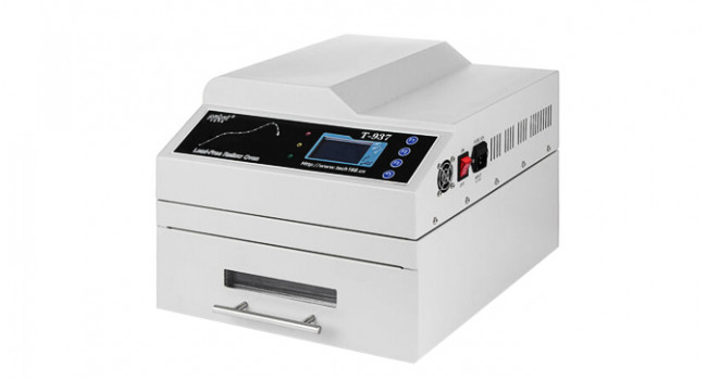 T-937 Professional Reflow Oven 2300W 300 x 310mm