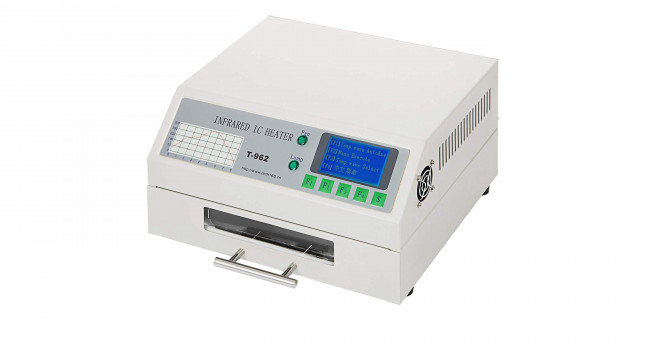 T-962 Reflow Oven  800 W 180 x 235 mm