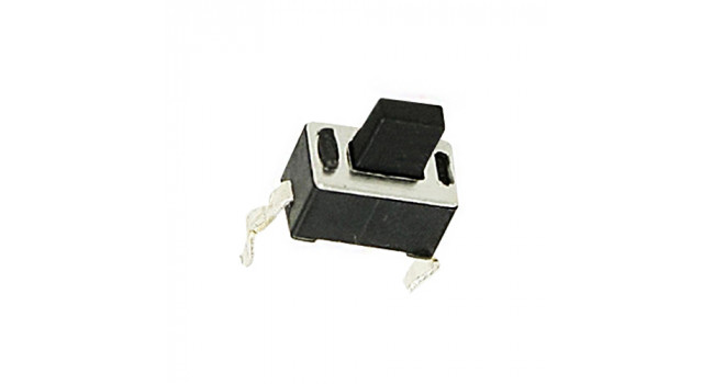 Tactile Switch 2 Pin H=8mm TH (10 pack)