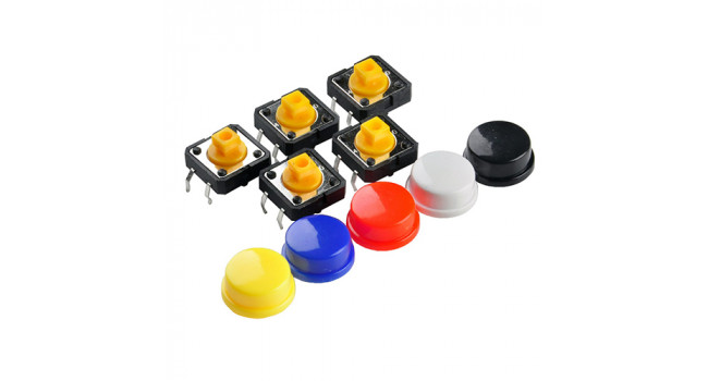 Switch Button - Bulk Pack