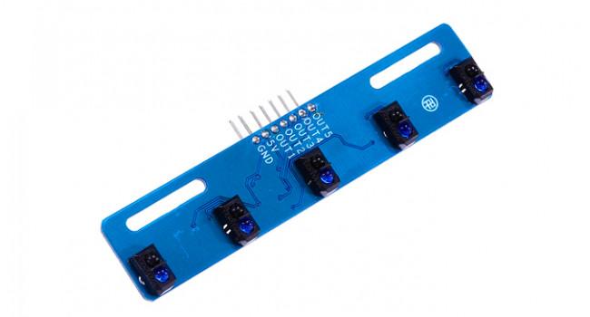 TCRT5000 5 Channel Module