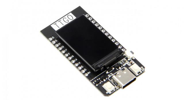 """TTGO ESP32 +OLED 1.14"""" - Original"""