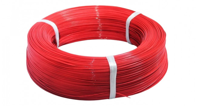 Red Wire UL2007 - 26AWG - 610m