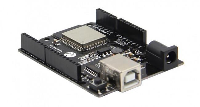 ESPduino-32 -  ESP32 WiFi Board UNO form factor