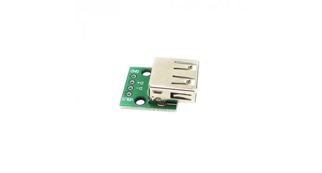 USB A Female Breakout