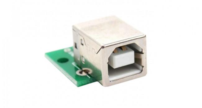 USB Type B Breakout Module