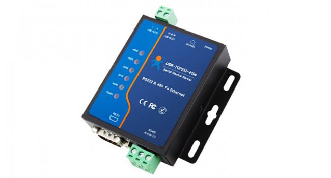 USR Industrial Serial to Ethernet