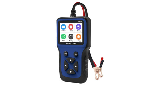 V311B Advance Battery Tester and Analyzer 12V