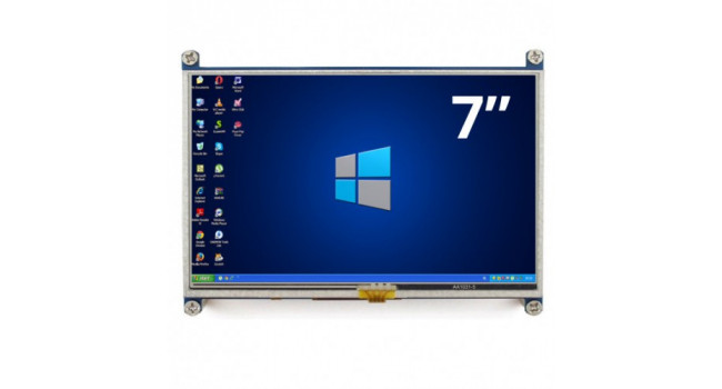 Wave 7 inch IPS Display with Capacitive Touch - HDMI Interface