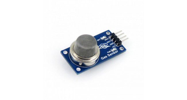 MQ-2 Gas Sensor Breakout - LPG, Propane, Hydrogen