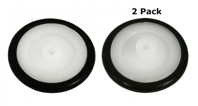 Wheel Slimline Set 21mm (2 Pack)