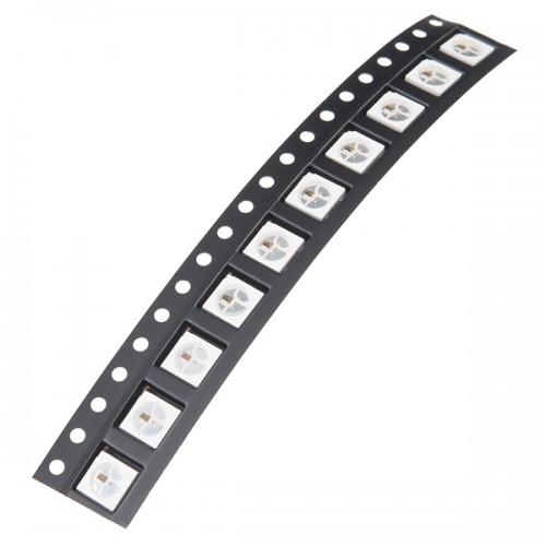 WS2812B Intelligent SMD LED'S (10 Pack)