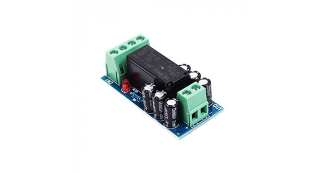 Backup Battery Switch Module
