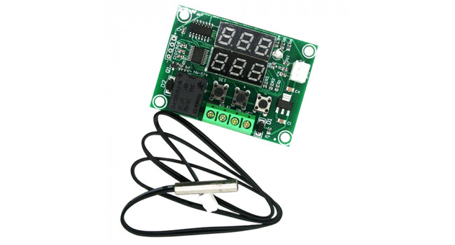 Thermostat 12V Controller