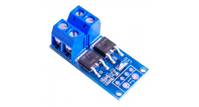 Power Mosfet Module - 15A  400W