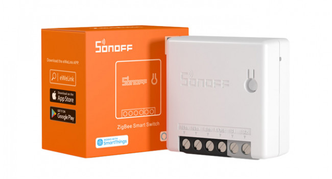 Sonoff ZBMINI Zigbee Two Way Smart Switch