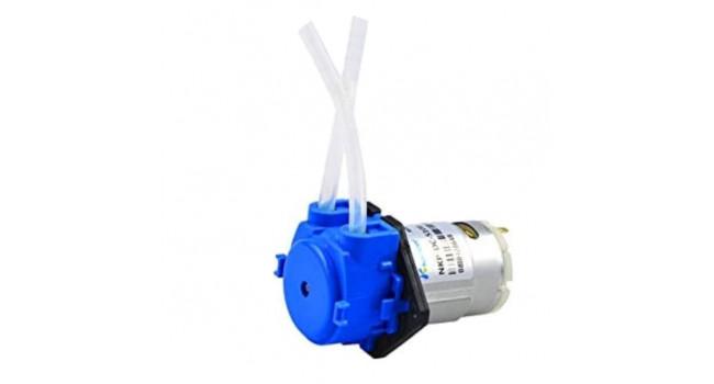 Peristaltic Pump Flow Rate 5-90ml / min  - 12V