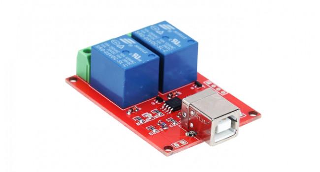 Keys USB Relay 10A 250V