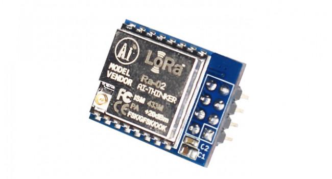 SX1278 LoRa Ra-02 433MHz Breakout