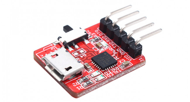 Makerfabs USB to Serial TTL CP2104