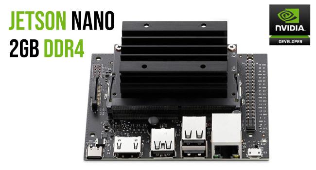 NVIDIA Jetson Nano 2GB DDR4 Development Kit