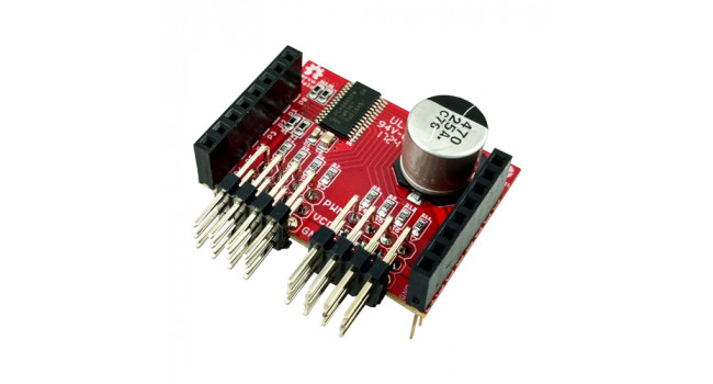 OpenMV Servo Shield - 8 Channel