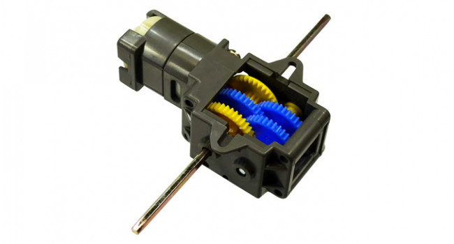 Tamiya 70167 4-Speed Worm Gearbox