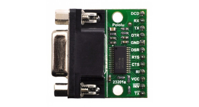 Serial Level Adapter - RS232 to TTL