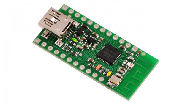 Wixel USB Wireless 2.4GHz Module