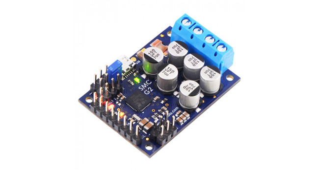 High-Power Simple Motor Controller G2 18v25