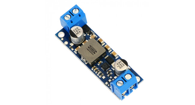 Step Up Regulator 12V @ 5 A VIN (MIN) 2.9V