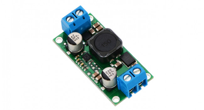 Pololu 24V Step-Up/Step-Down Voltage Regulator