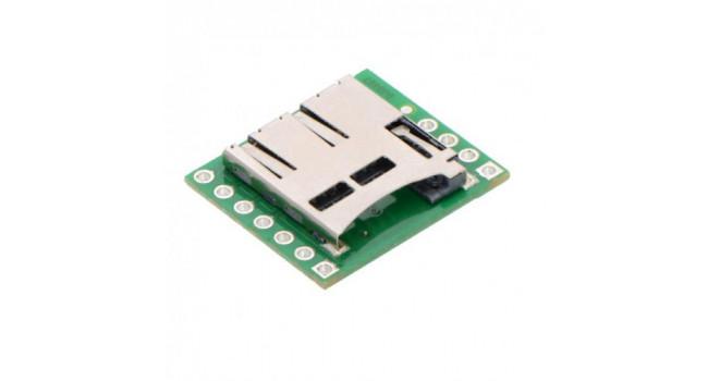 MicroSD Card Breakout Board