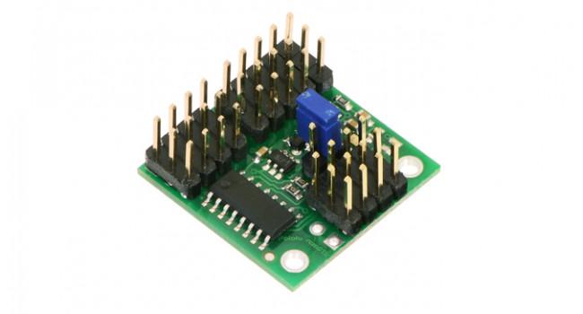 Pololu 4 Channel RC Multiplexer
