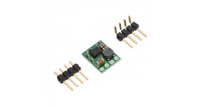 Voltage regulator 1.8V @500 Ma ( 4 - 36 v input )
