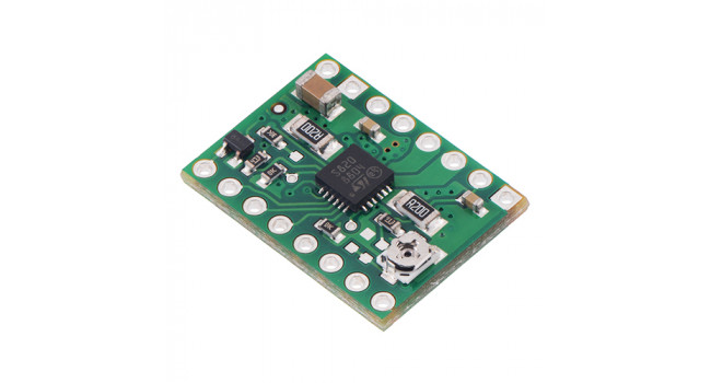 STSPIN820 Stepper Motor Driver Carrier
