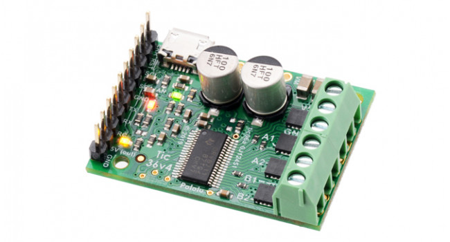 Pololu Tic 36v4 Multi-Interface Stepper Controller