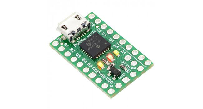 Pololu P-Star Microchip 25K50 Board