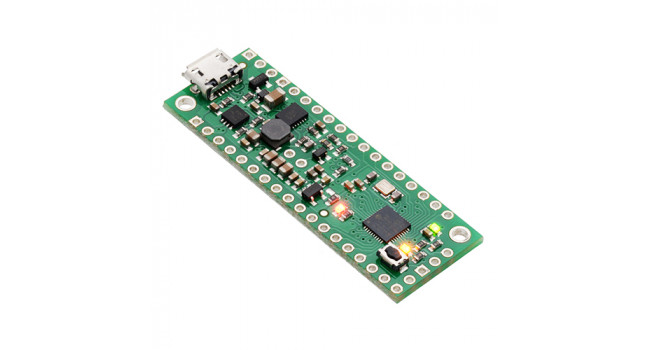 PIC 18F45K50 Micro Mini Board