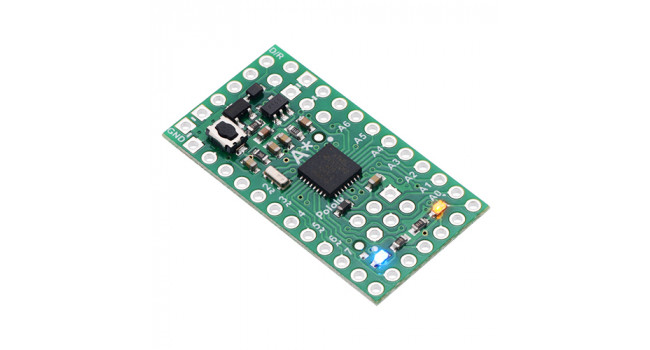 Pololu A-Star Arduino 328PB Micro 5V 16MHZ - Compatible with Arduino®