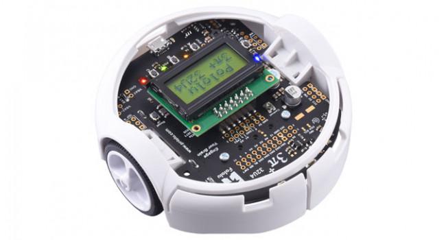 Pololu 3Pi+ 32u4 Robot - STD Edition